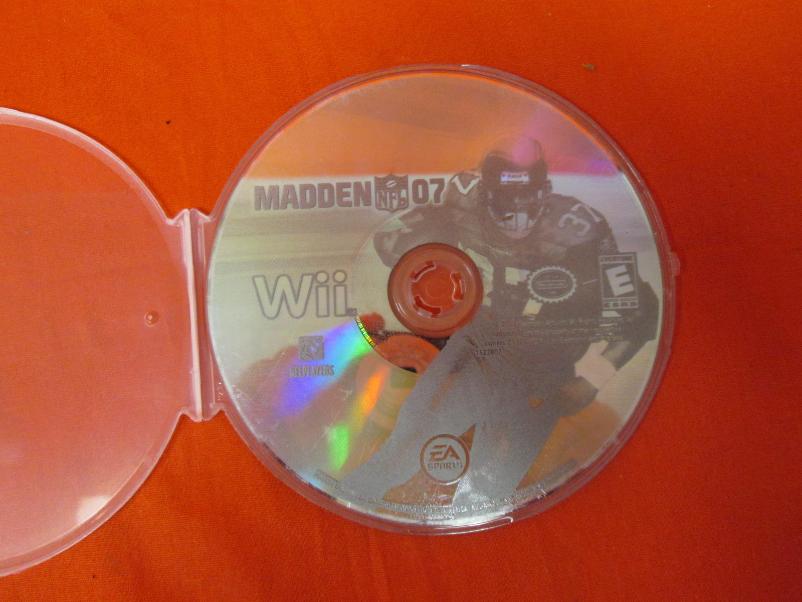 Madden NFL 07 For Wii