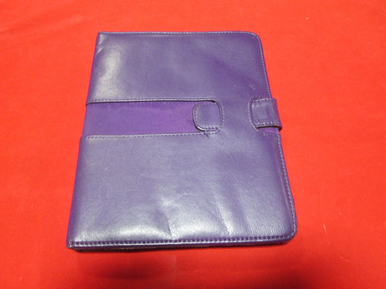 M-Edge 8 inchFoldable Folio Cover Case Nook Touch eReader Purple