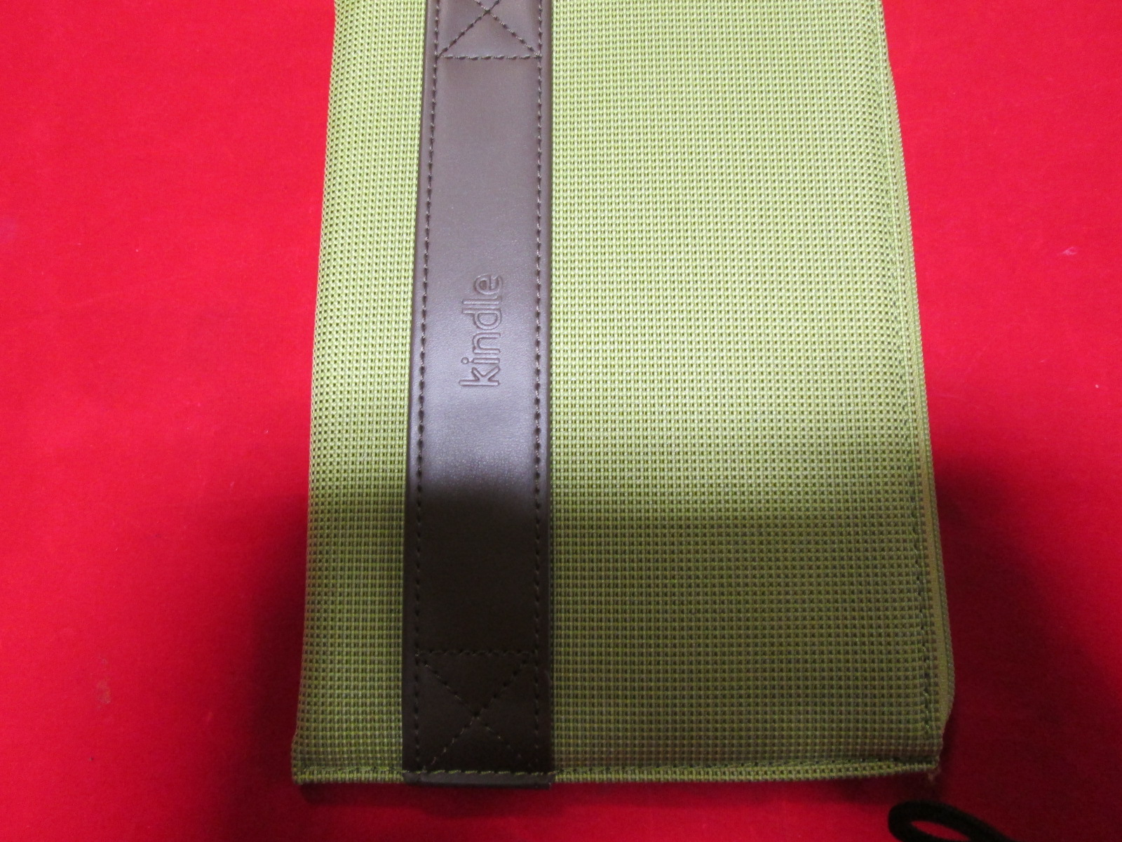 Amazon Fire 7 Zip Sleeve Lime