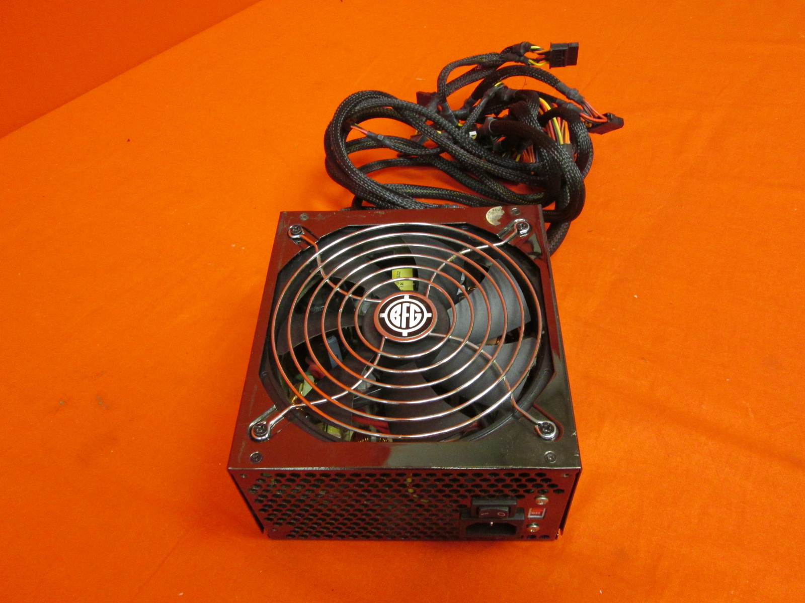 BFG Tech BFGR550WGSPSU 550-watt Power Supply