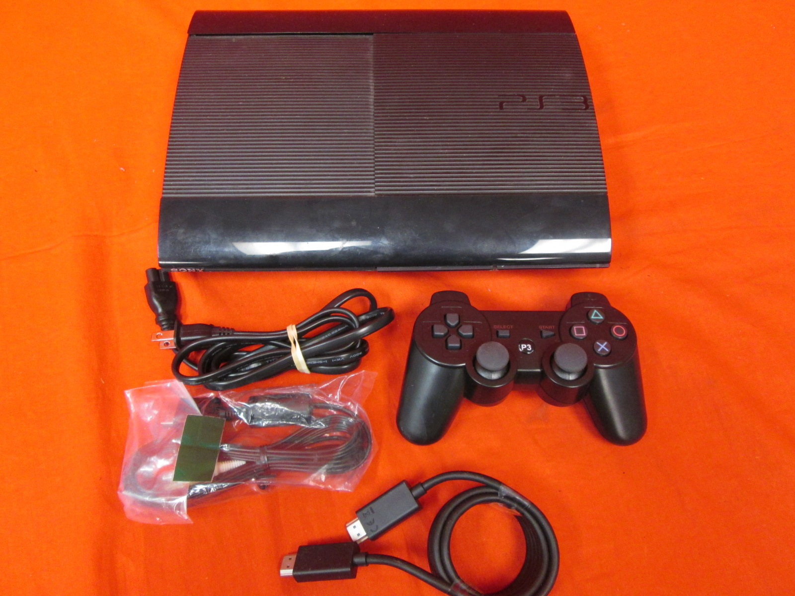 PlayStation 3 500 GB Video Game Console CECH-4001C