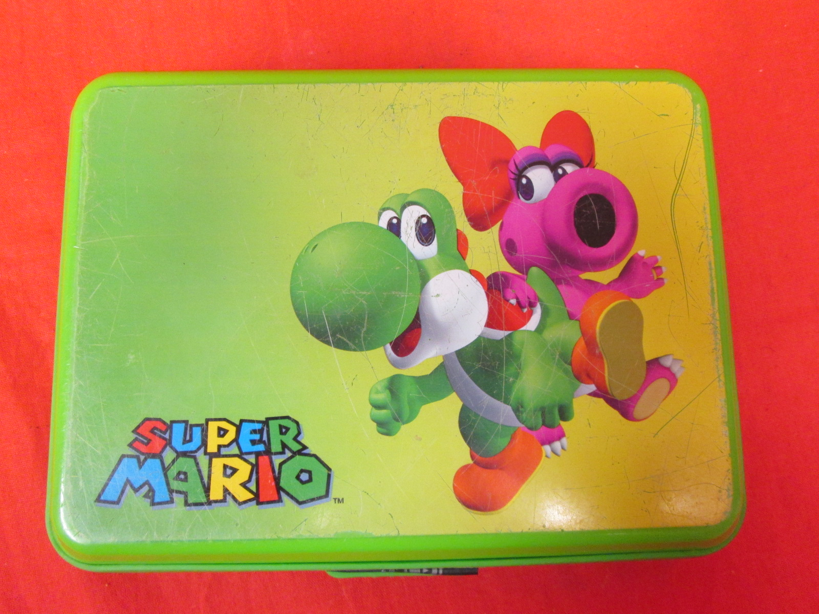 Character Hard Case Kit Yoshi And Friends Green For Nintendo For 3DS