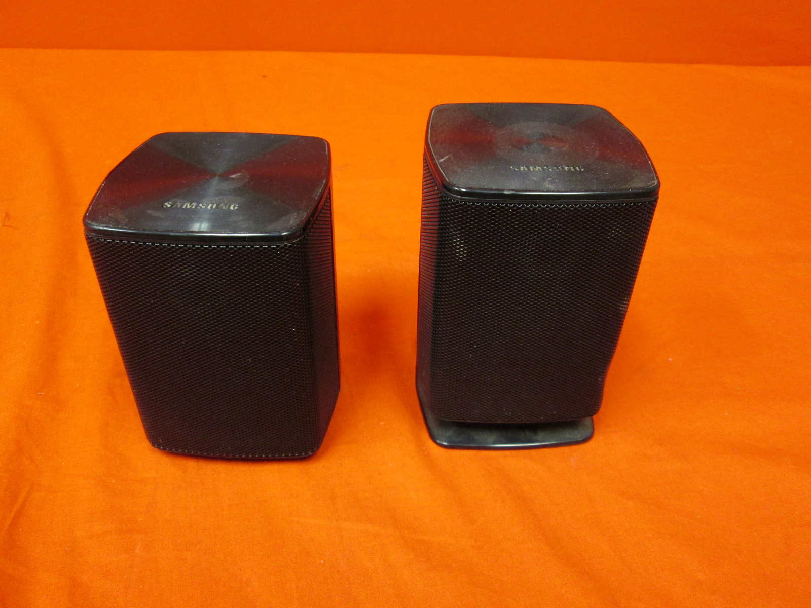2 Samsung PS-410 Replacement Speakers 1 Front 1 Back