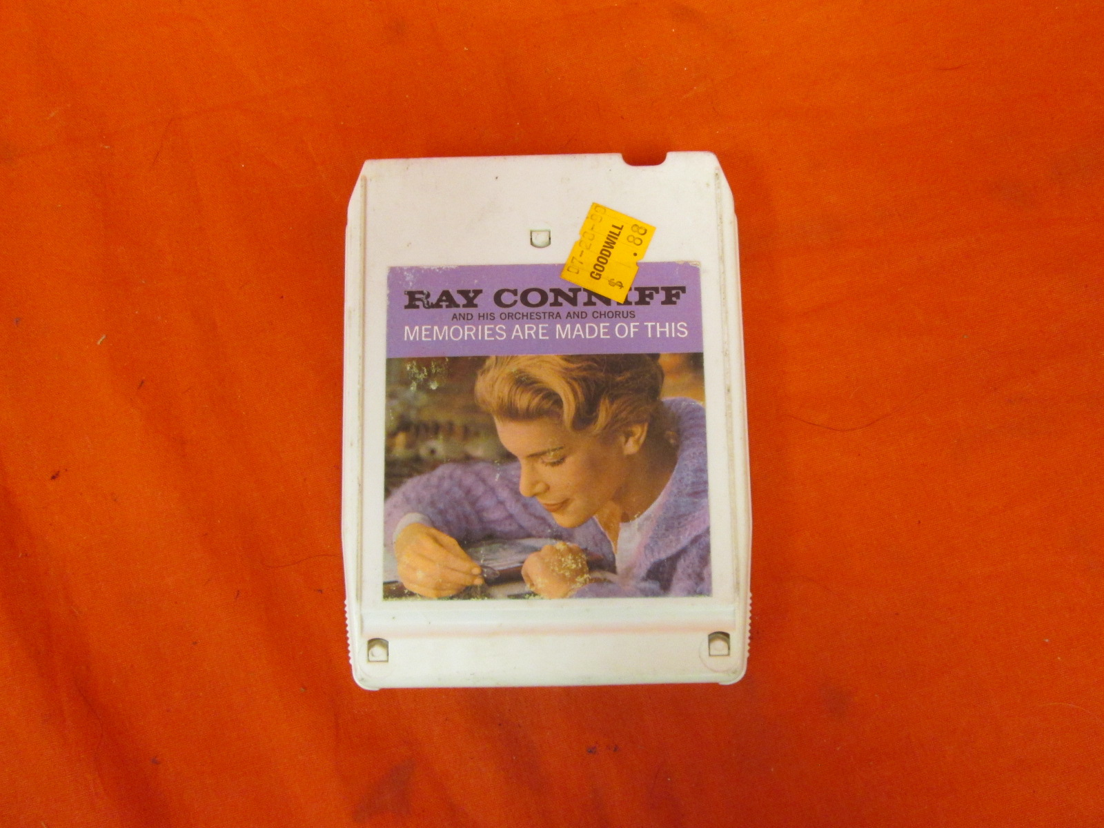 Ray Conniff: Memories Are Made Of This: 8 Track Tape