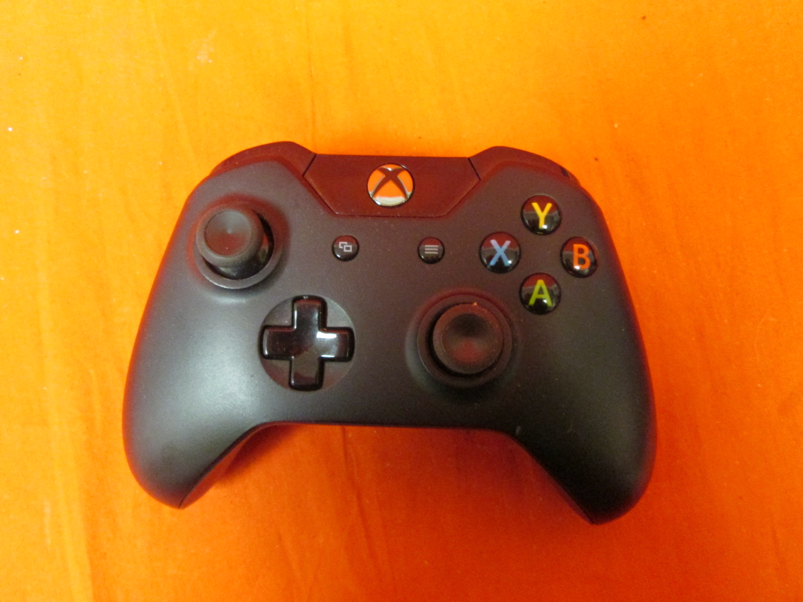 Xbox Wireless Controller Black Broken