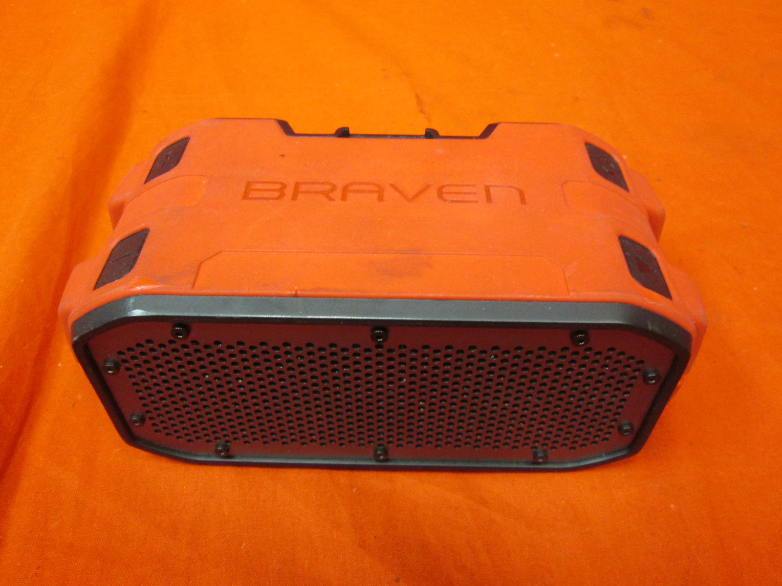 Braven BRV-1M Portable Wireless Bluetooth Speaker Waterproof