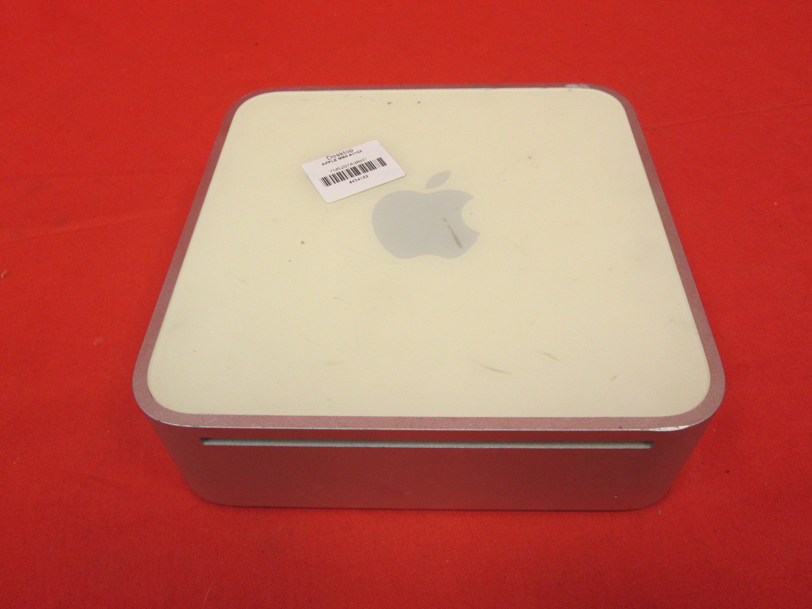 Apple MAC Mini G4 Powerpc G4 1.25GHZ 512MB 40GB Cdrw/dvd Radeon 9200