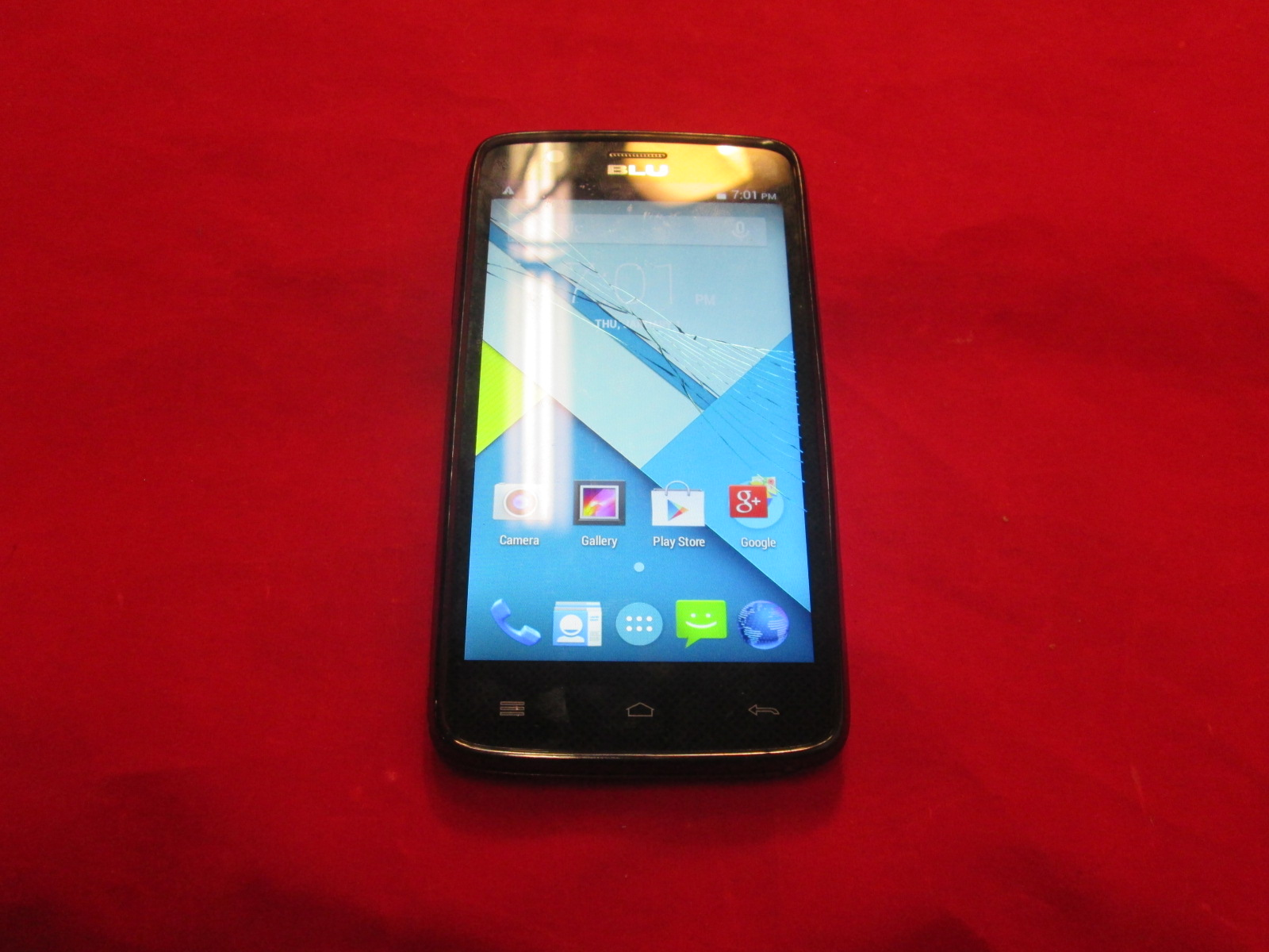 Blu Star 4.5 S450A Unlocked GSM Android 4.4 KitKat Smartphone