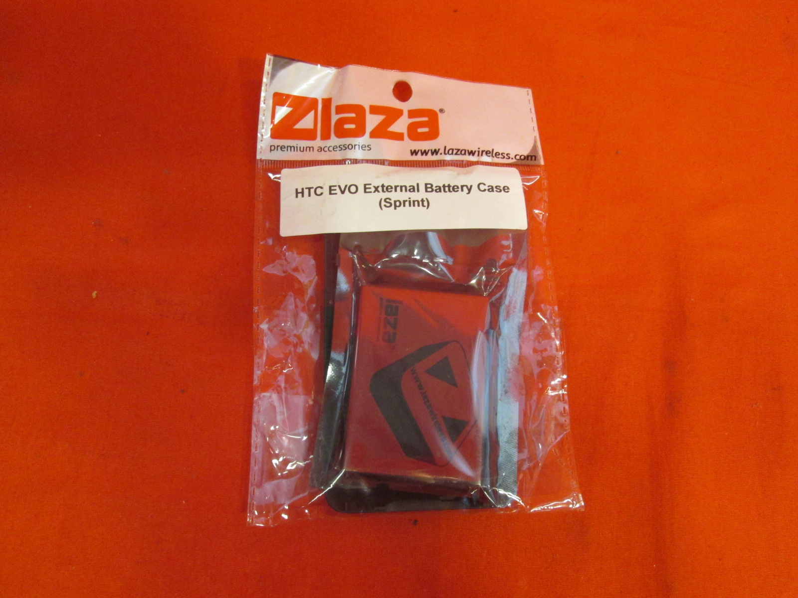 Laza Sprint HTC EVO External Battery Case Sprint