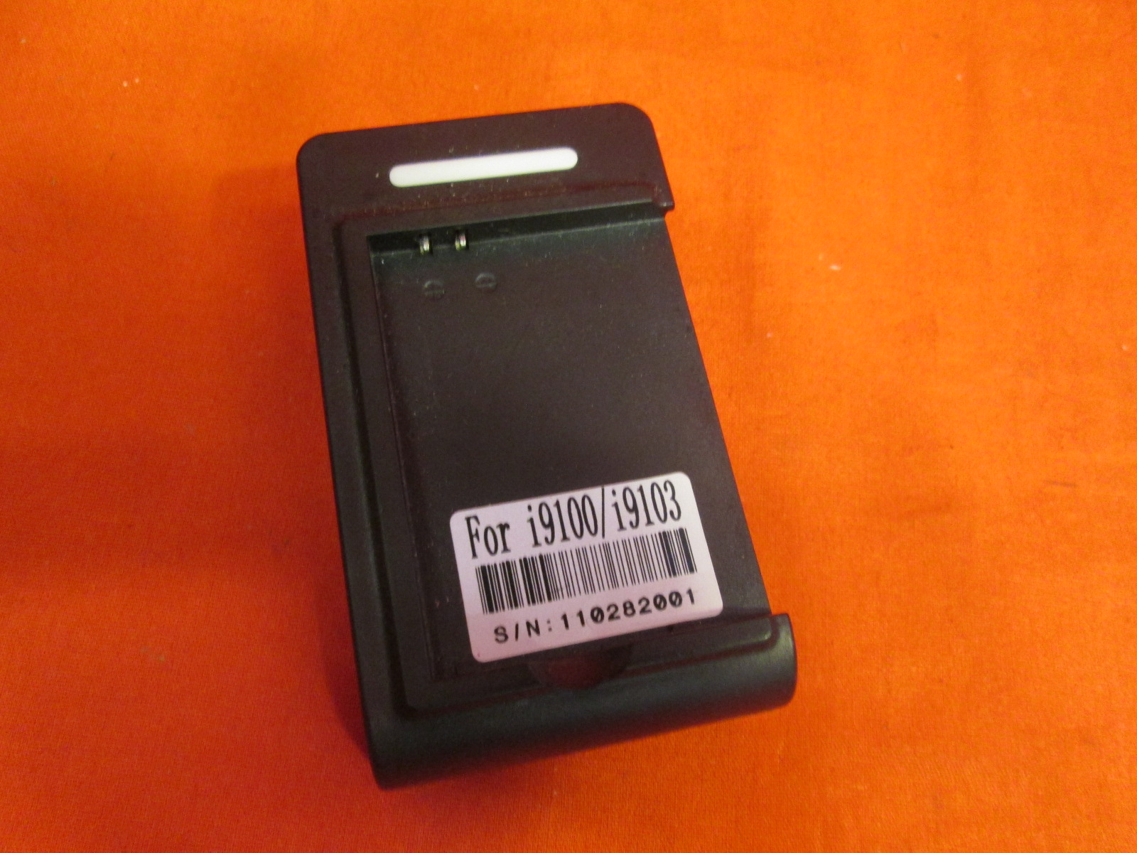 Digital Camera Battery Charger For Samsung I9100 I9103 I9188 I9108