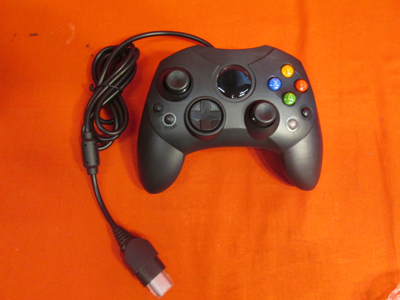 Microsoft Replacement Controller Black By Mars Devices For Xbox
