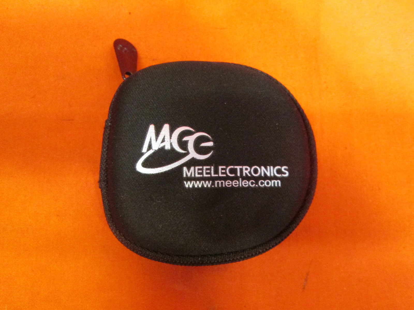 Mee Electronics Brand Soft Case For Mee Ear Buds