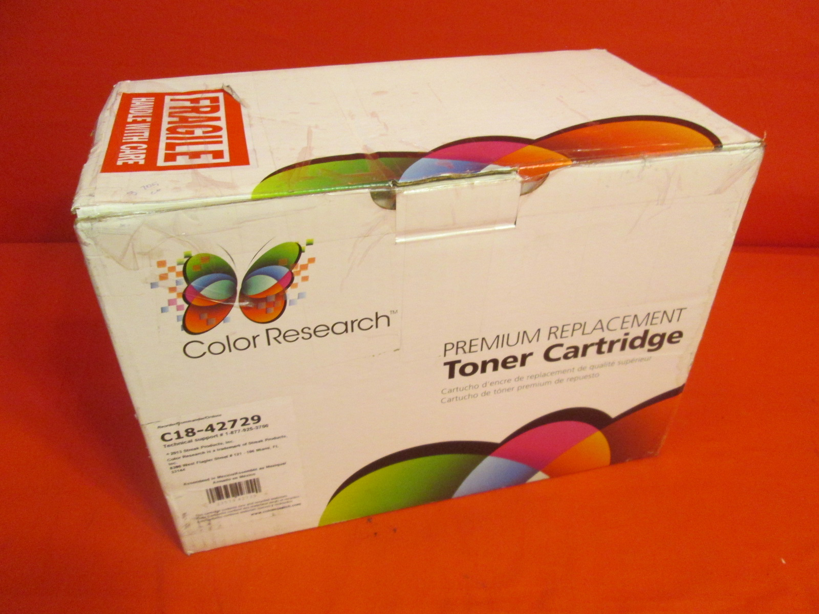 Color Research Replacement HP C4096A HP 96A Toner Cartridge