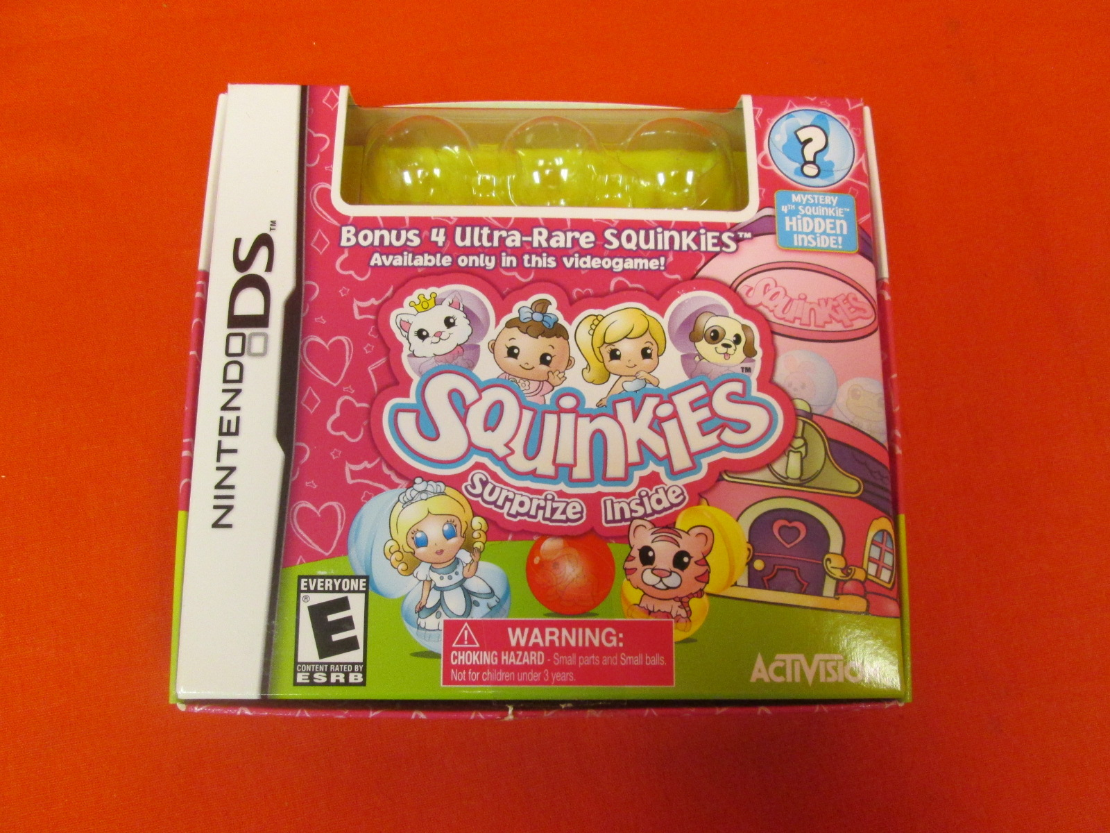 Squinkies Game Only For Nintendo DS DSi 3DS