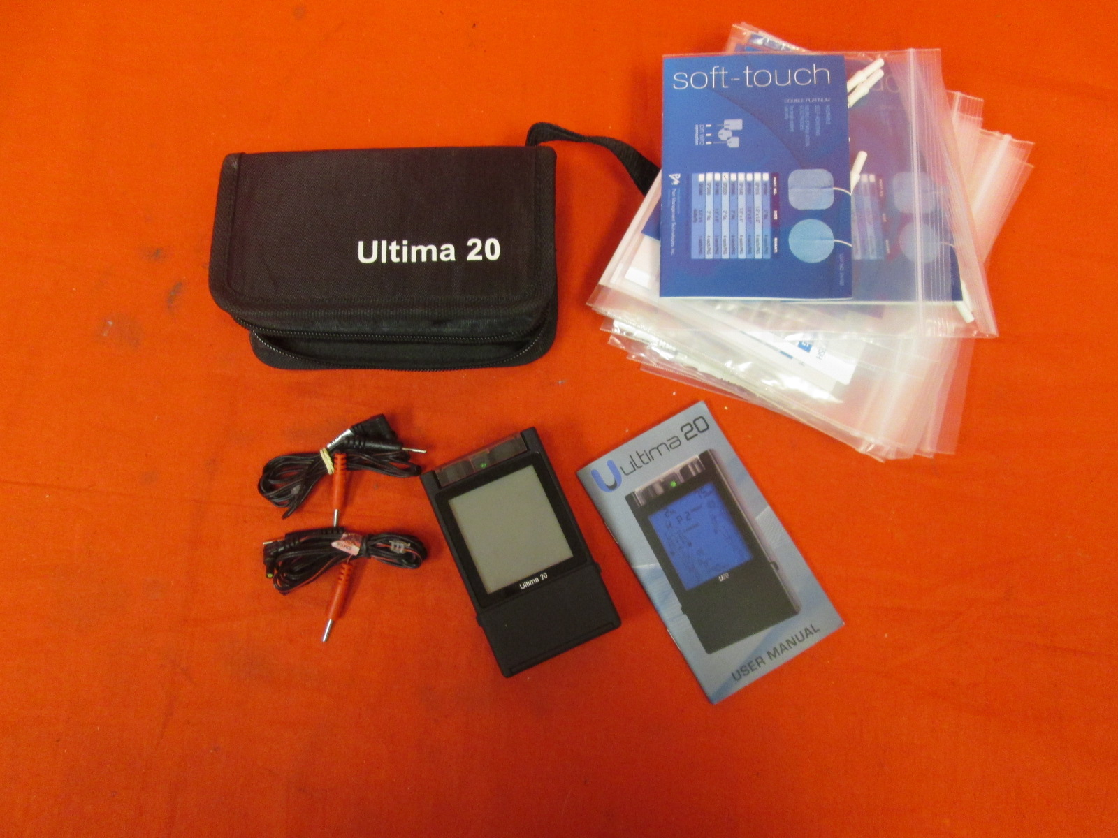 Ultima 20 Tens Unit Pain Management Technologies PMT-U20B