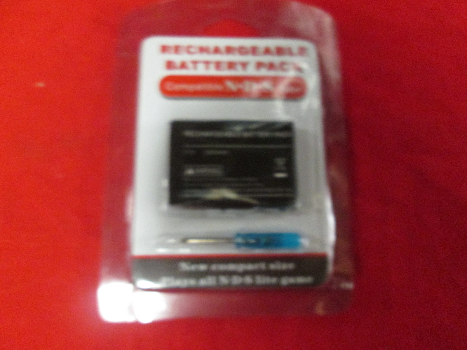 Replacement Battery For Nintendo Lite By Mars Devices For DS