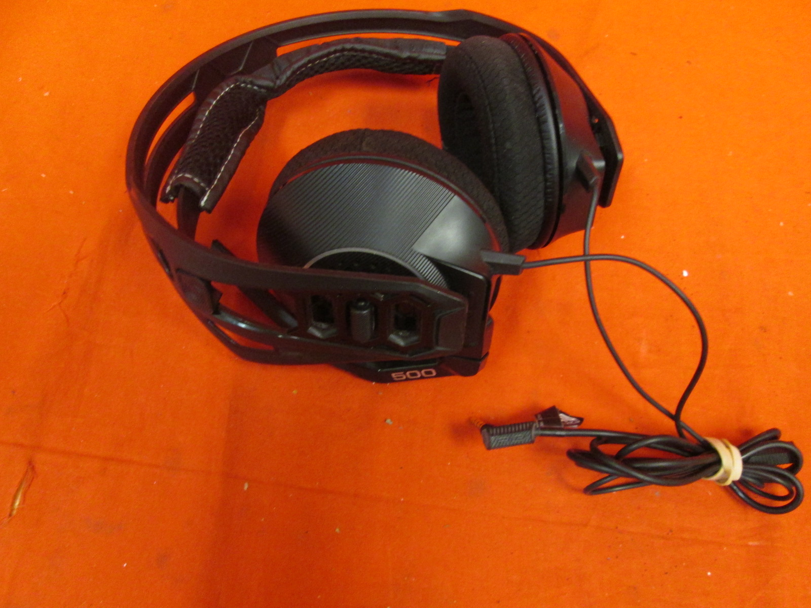 Plantronics Rig 500 3.5MM Stereo Gaming Headset For PS4 And Xbox One