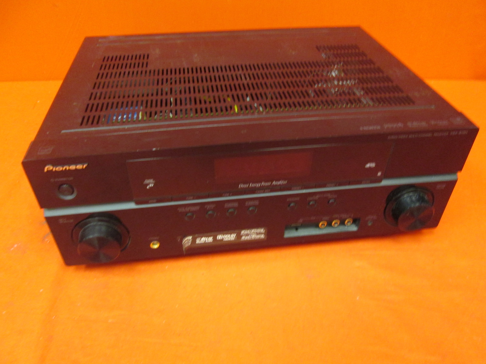 Broken Pioneer Vsx 819H 5.1 Channel 110 Watt Receiver
