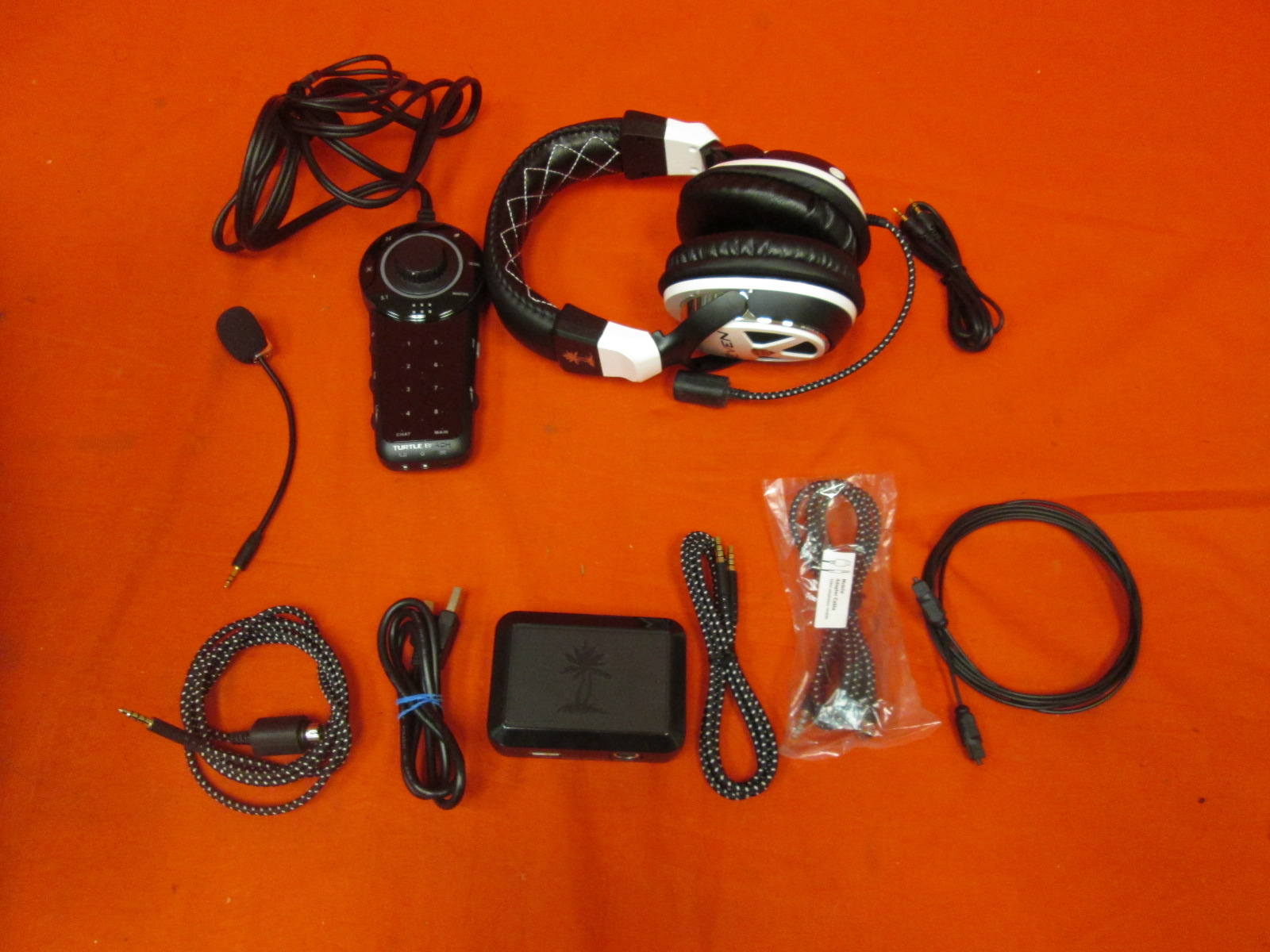 Image 0 of Turtle Beach Ear Force XP Seven Pro Circuit Surround Sound Headset