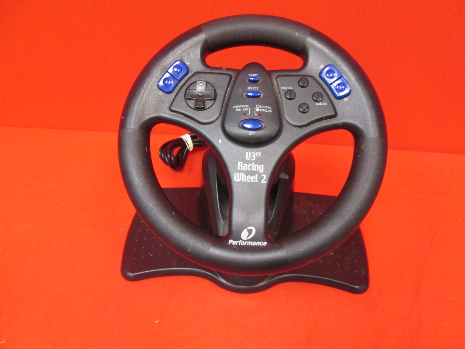 Image 0 of Replacement Interact V3 Racing Wheel Incomplete