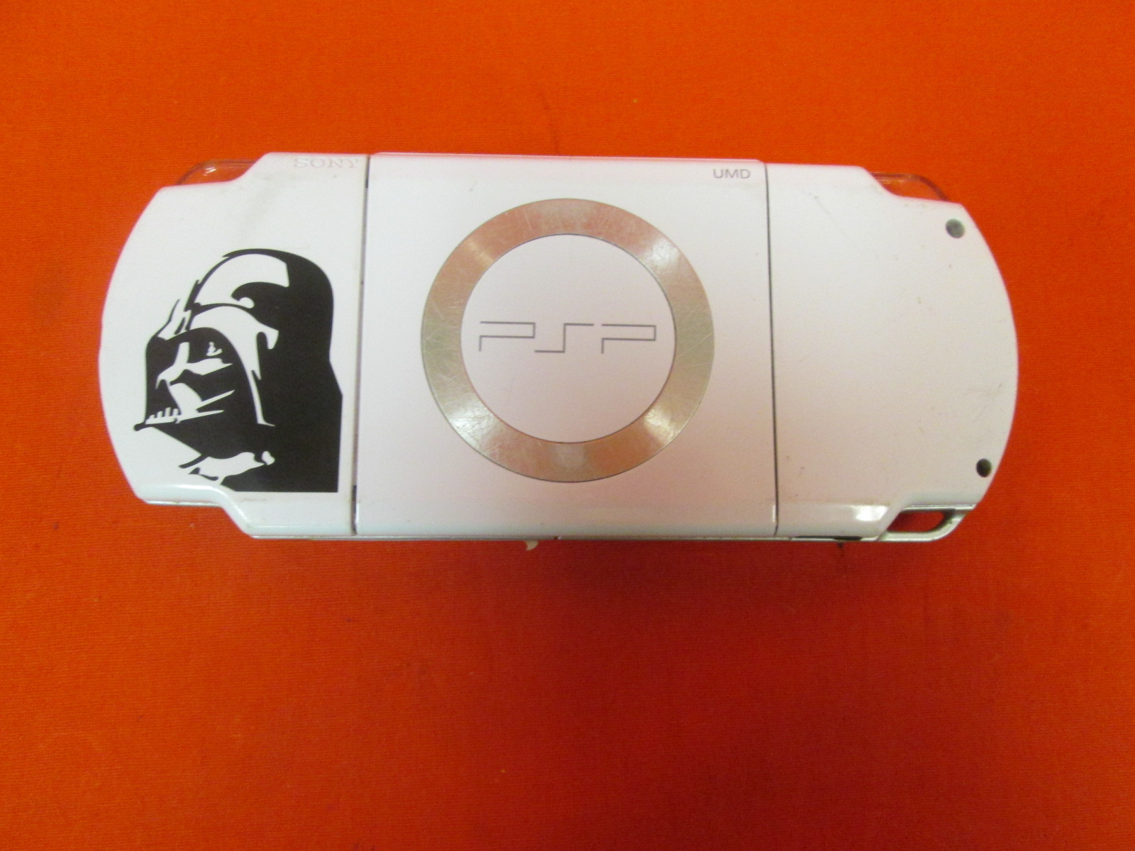 Image 1 of Sony PlayStation PSP 2001 Portable Handheld Game Console White