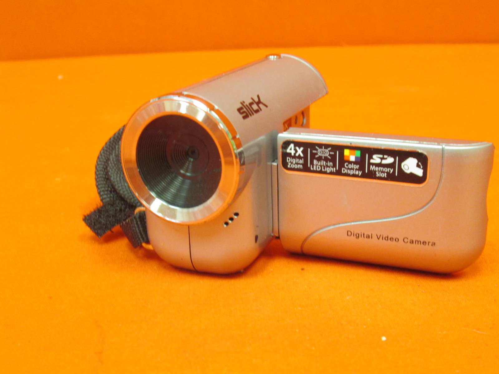 Simple Flix Slick Digital Video Camera Incomplete
