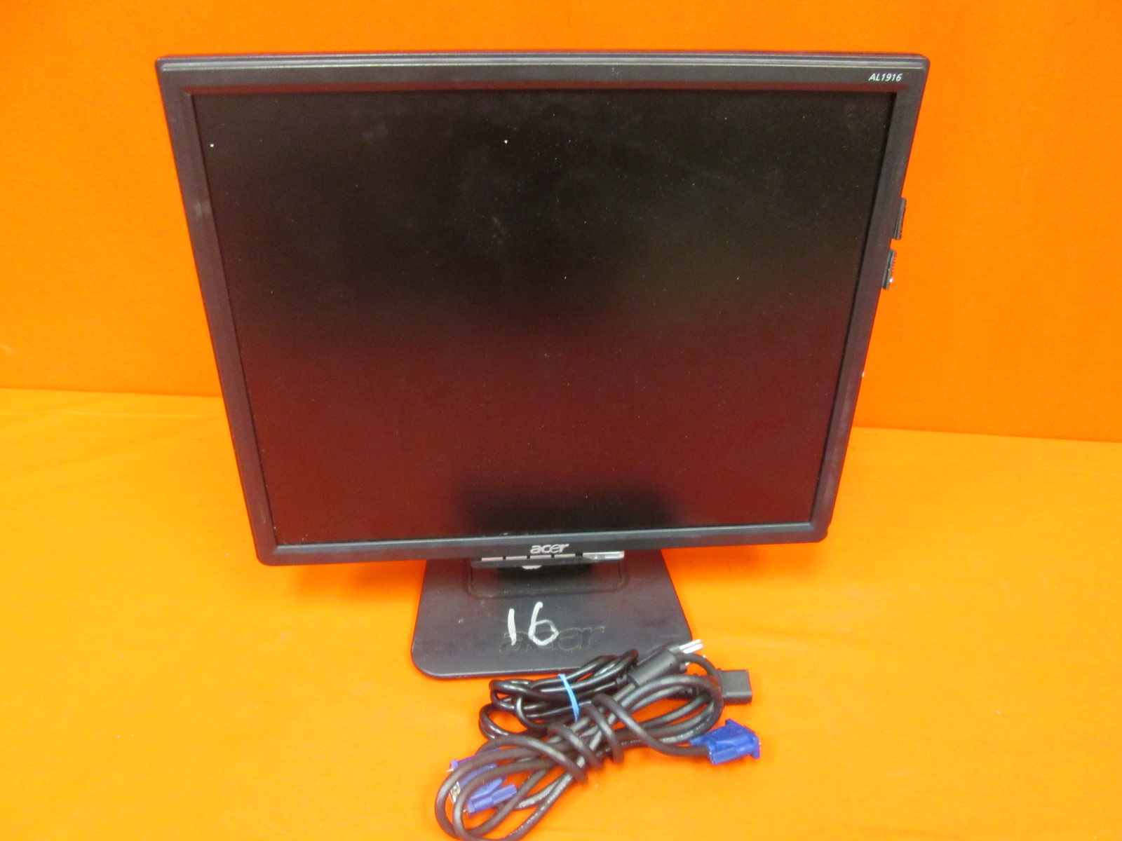 Acer AL1916W 19 Widescreen LCD Monitor