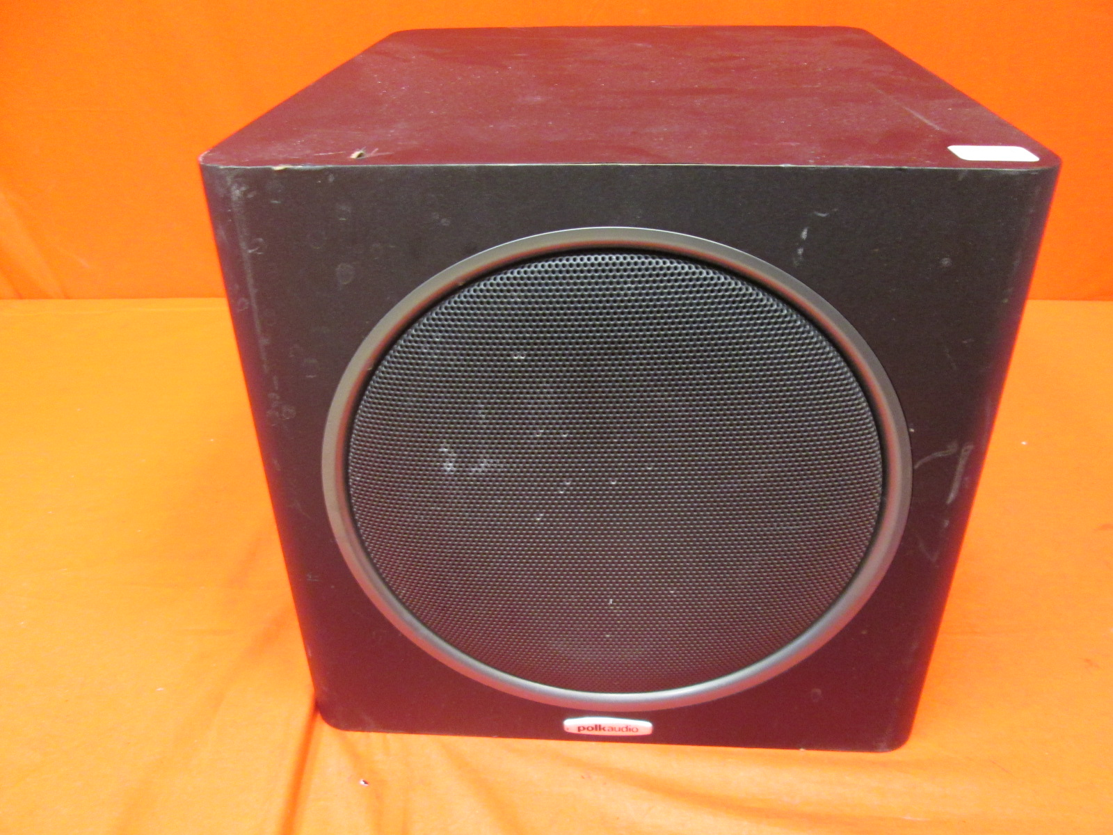 Polk Audio PSW110 Powered Subwoofer Only TV