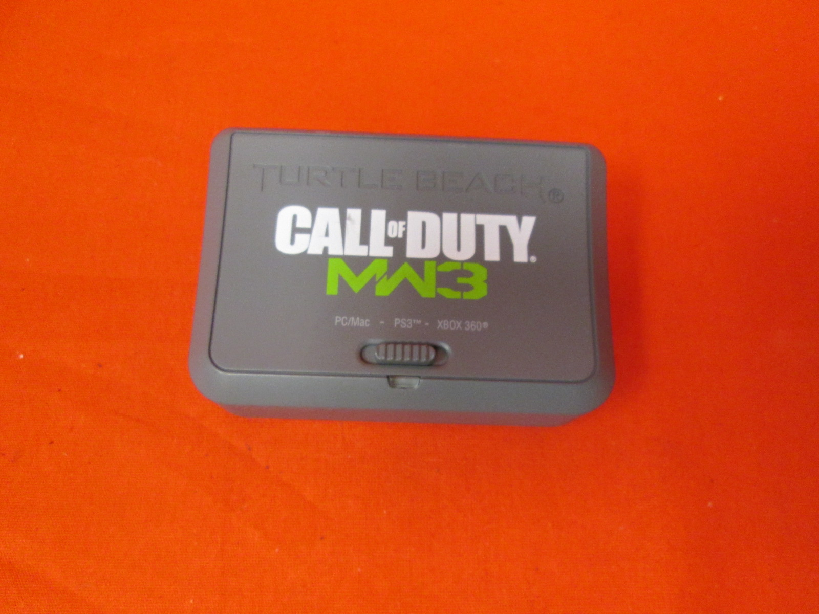 Image 0 of Call Of Duty MW3 Earforce Bravo Transmitter TB300-4241-01 PS3 And XBOX