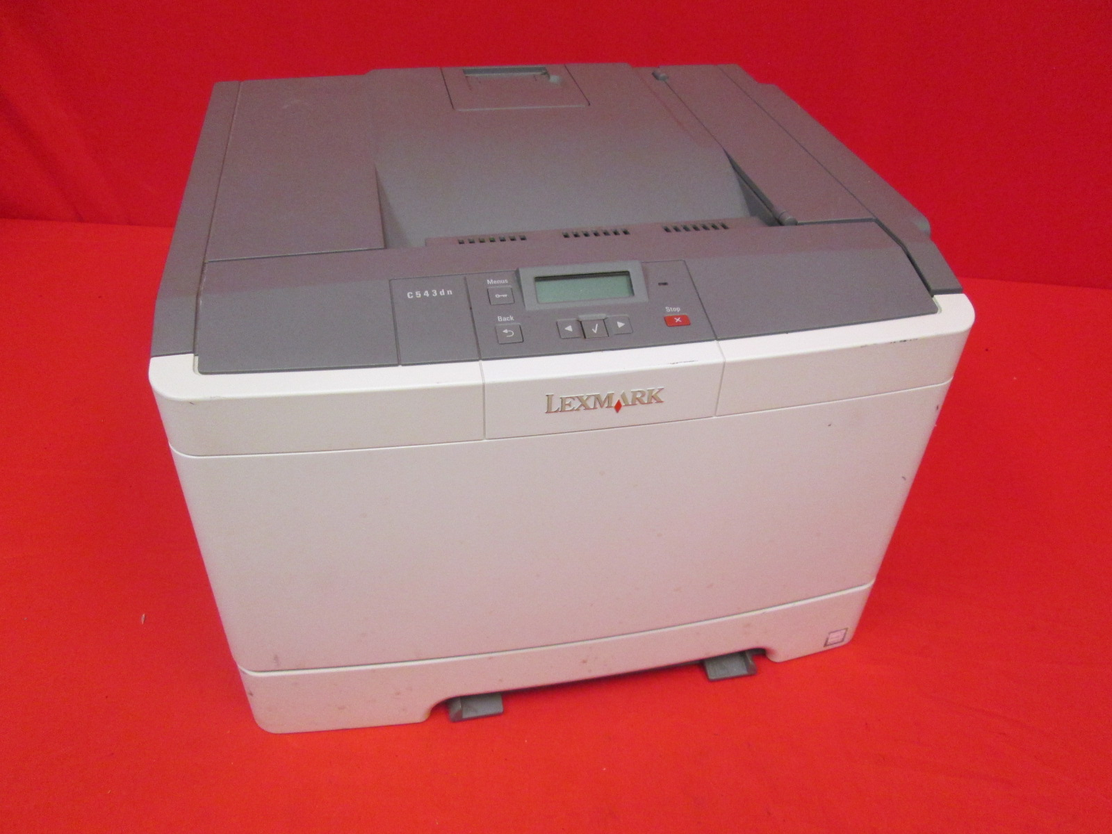 Lexmark C543DN Color Laser Printer