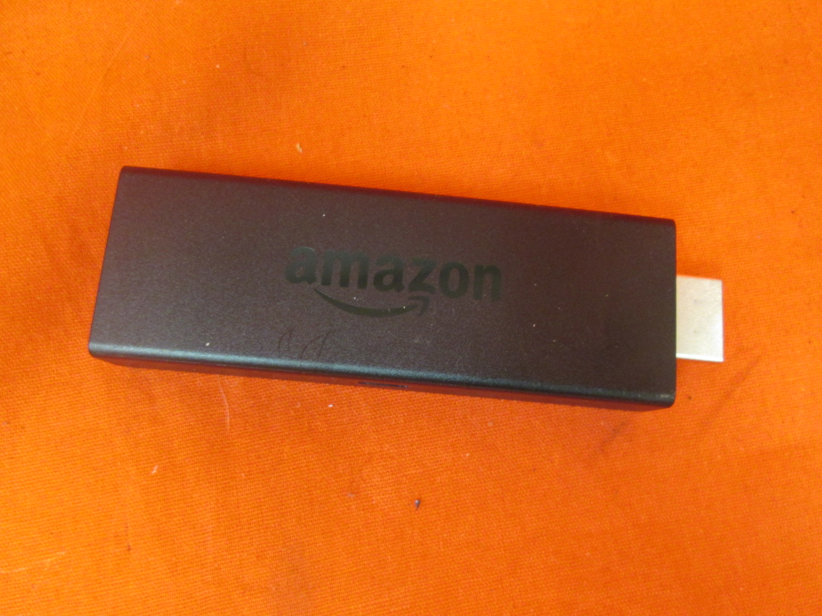 Broken Fire TV Stick With Alexa Voice Remote Streaming Media Player