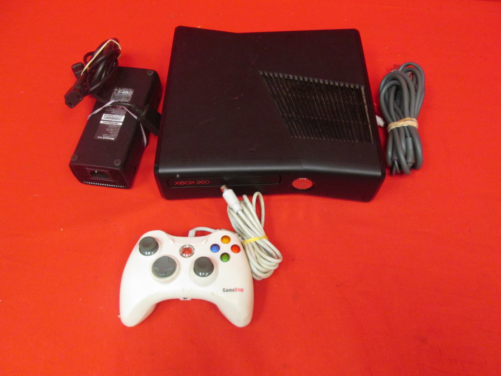 Microsoft Xbox 360 S 4GB Video Game System