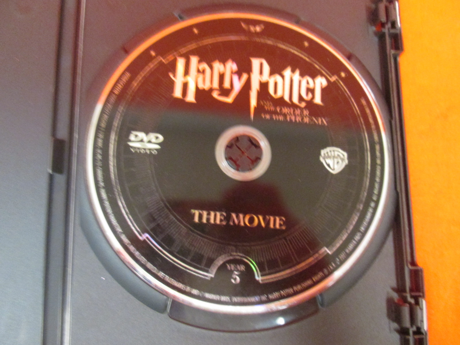 Harry Potter And The Order Of The Phoenix Widescreen Edition On DVD