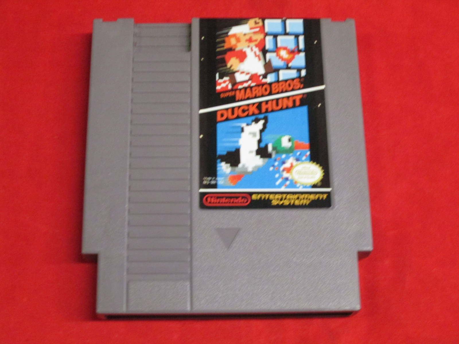 Super Mario Bros / Duck Hunt For NES