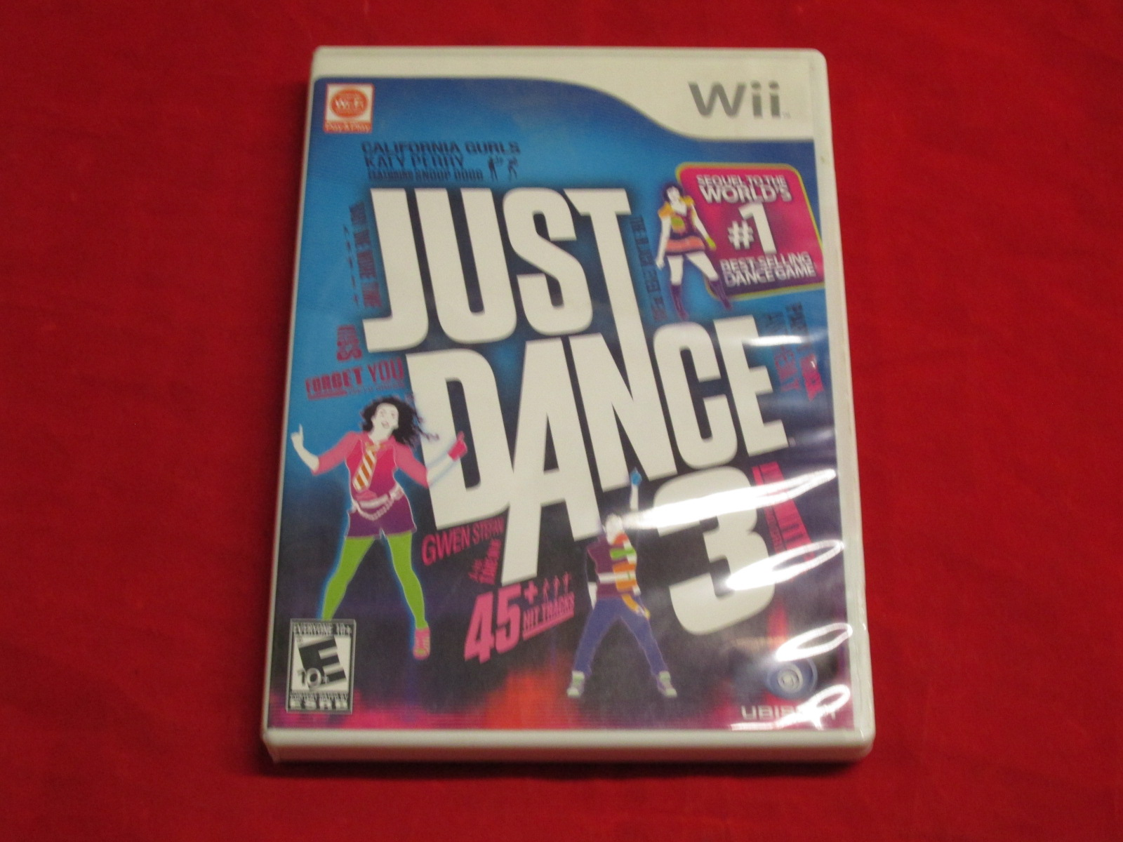 Just Dance 3 For Wii And Wii U