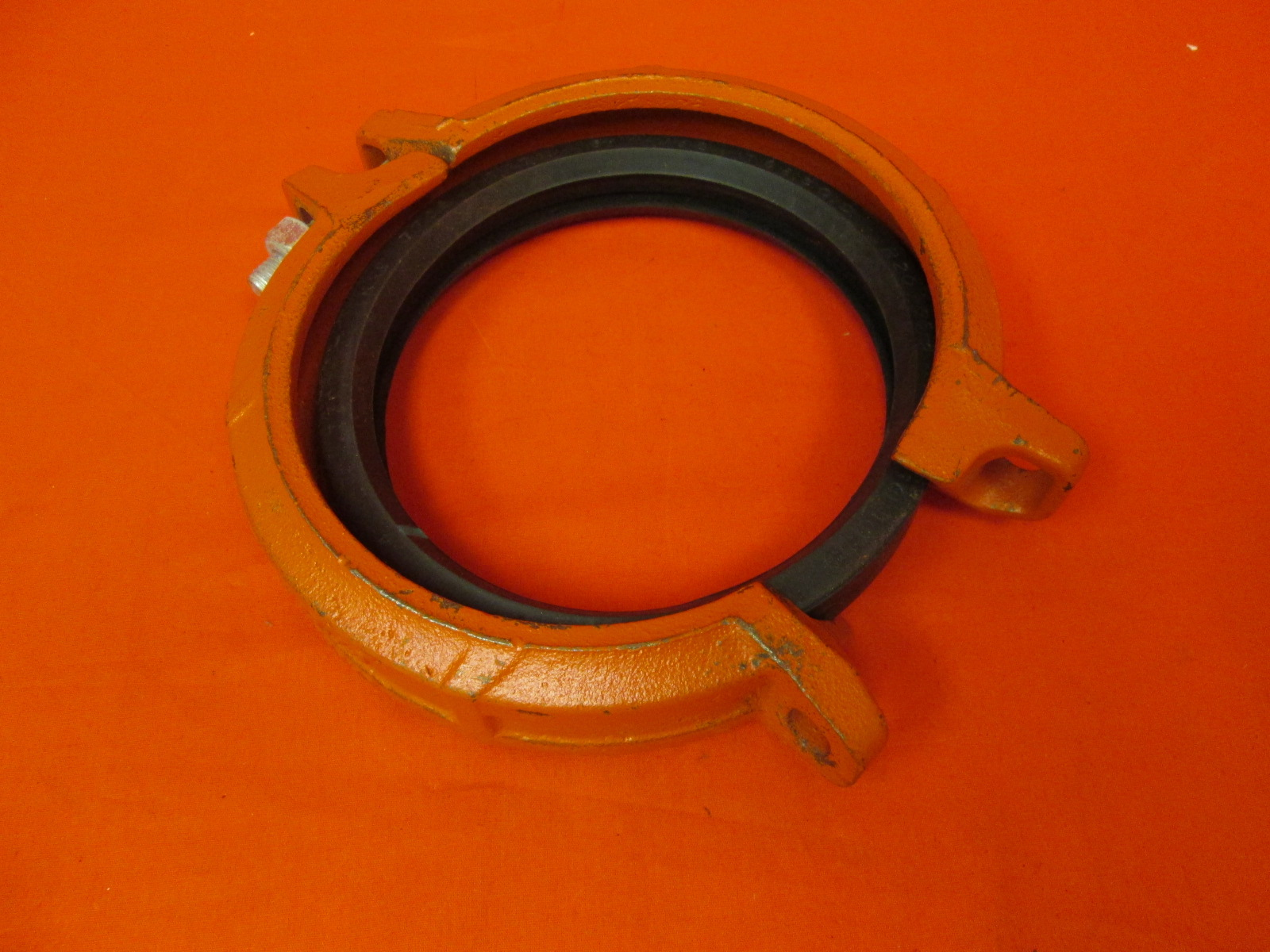Shurjoint Z056PGSE-G Z05 Grade E Epdm Rigid Angle Pad Coupling Painted