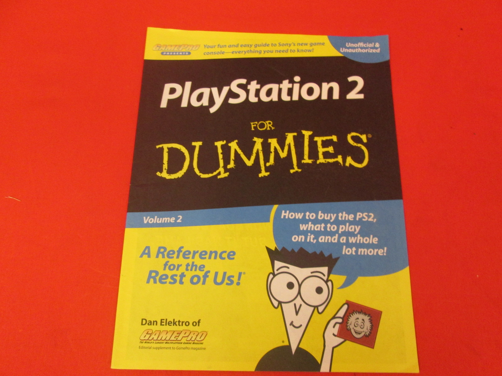 PlayStation 2 For Dummies Strategy Guide