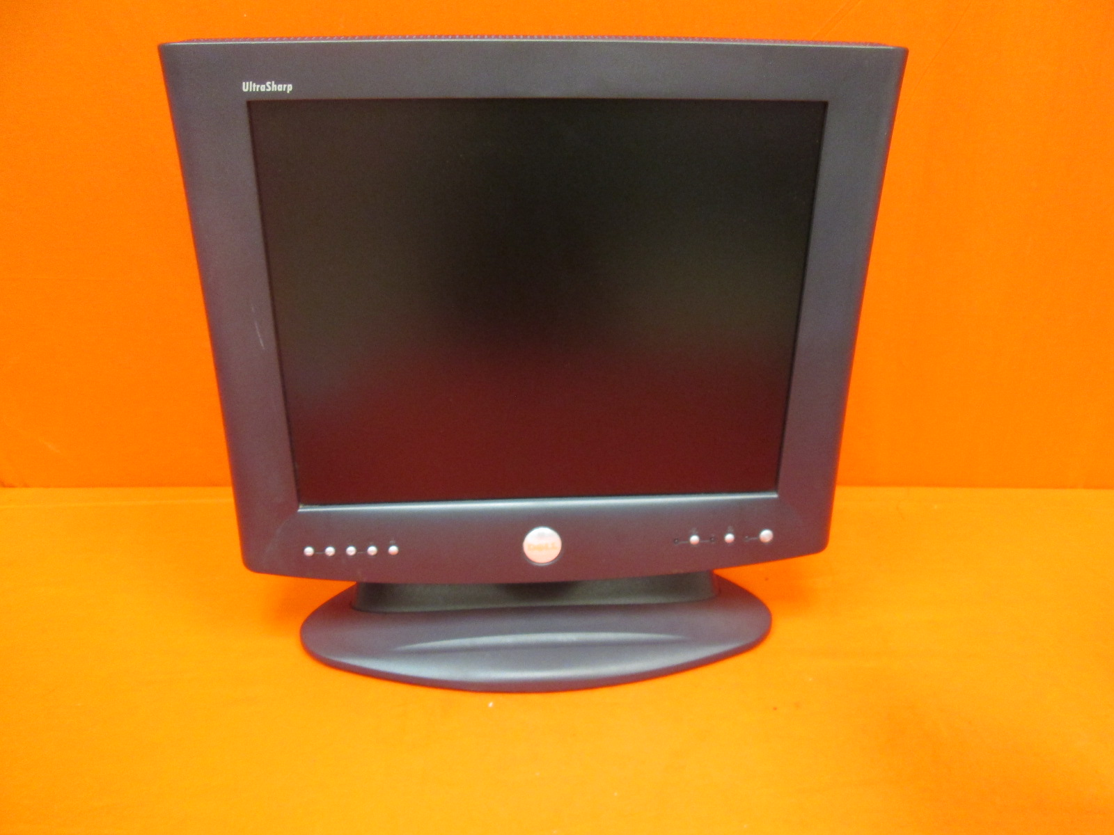 Dell Ultrasharp 1702FP LCD Monitor 17 Inch Incomplete