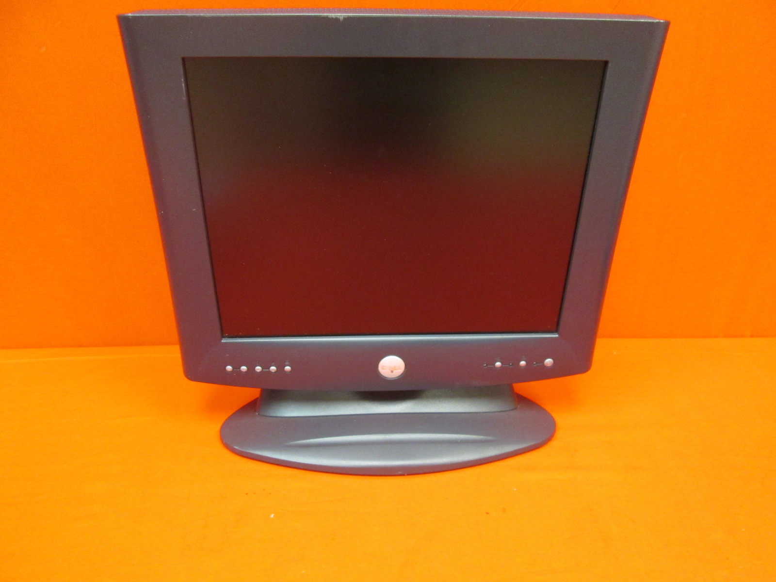 Dell Ultrasharp 1701FP LCD Monitor 17 Inch Incomplete