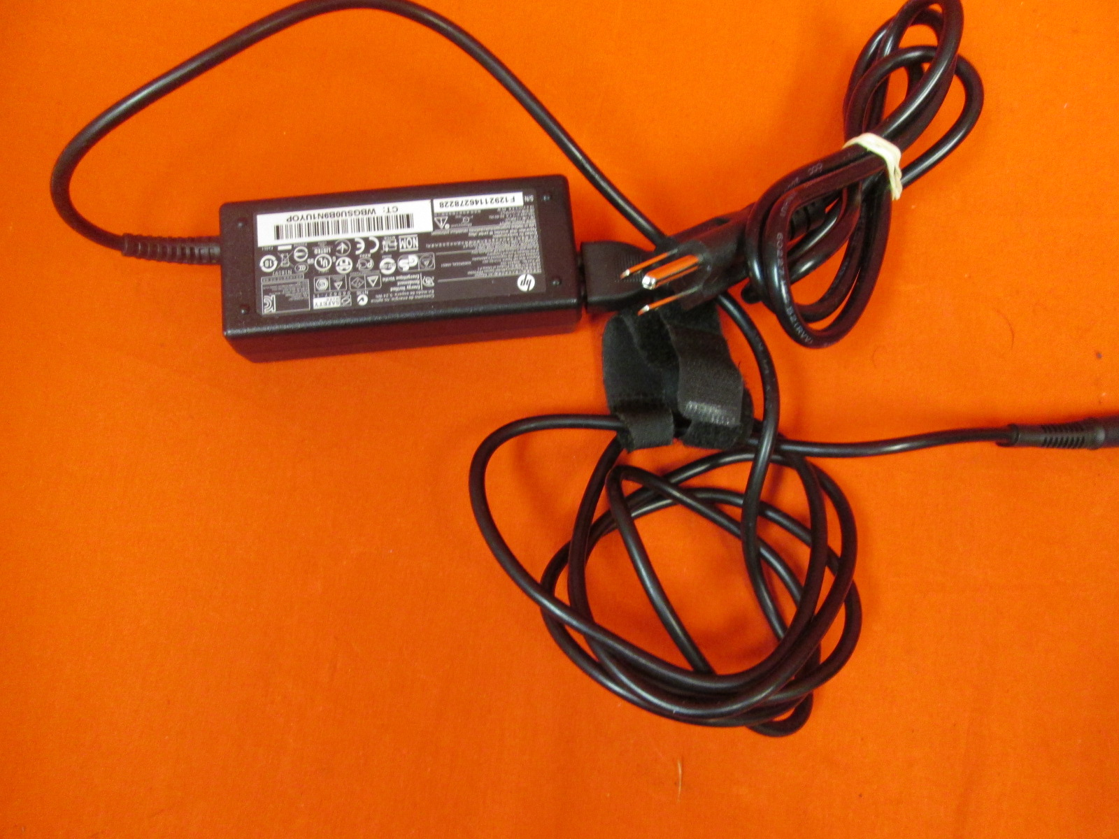 AC Adapter / Power Supply Genuine HP Laptop 65W PPP009H 608425-0002