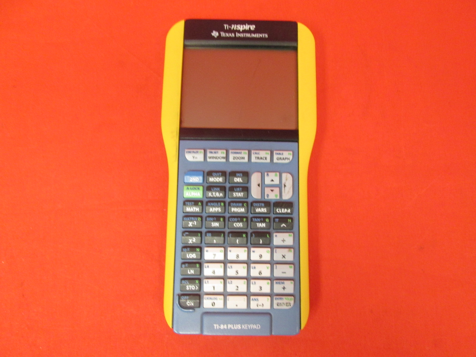 Texas Instruments Ti-Nspire With Touchpad Calculator