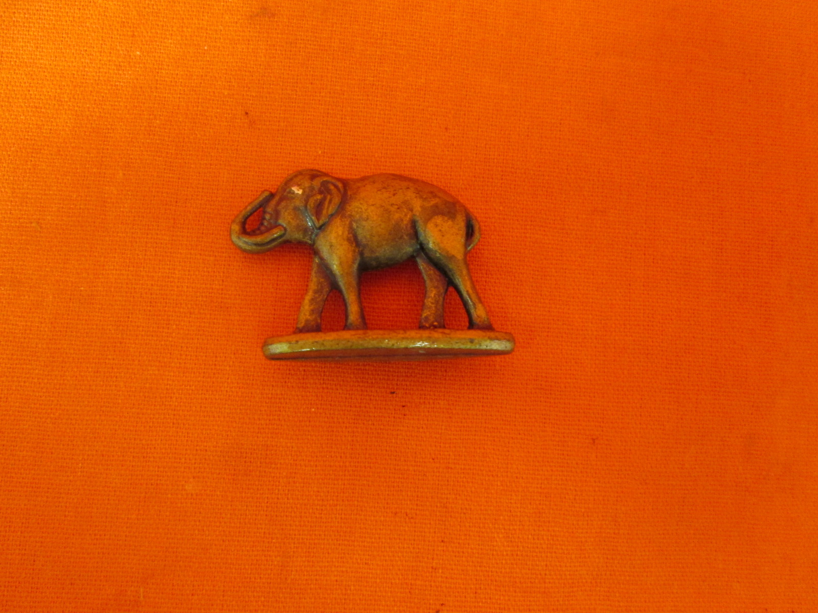 Replacement Elephant Piece Token For Monopoly 60th Anniversary Edition