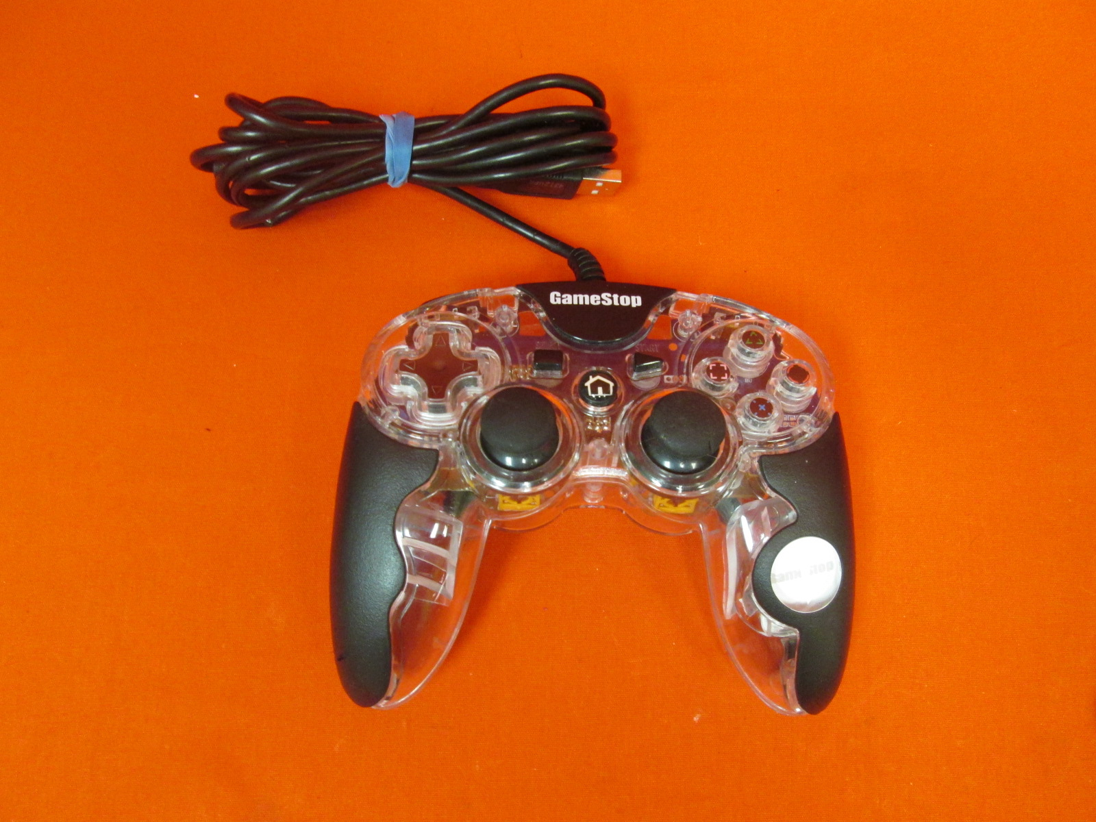 Gamestop Wired Controller For PlayStation 3