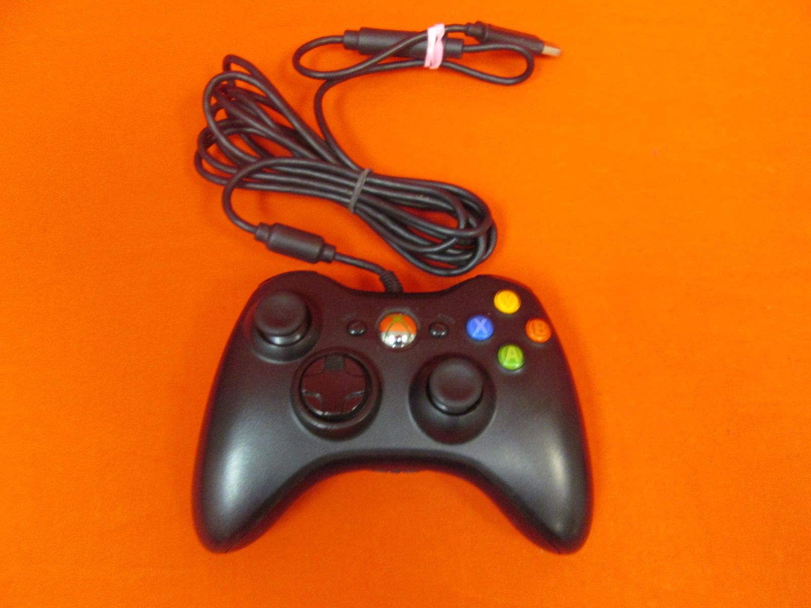 Microsoft Xbox 360 Wired Controller For Windows And Xbox 360 Console