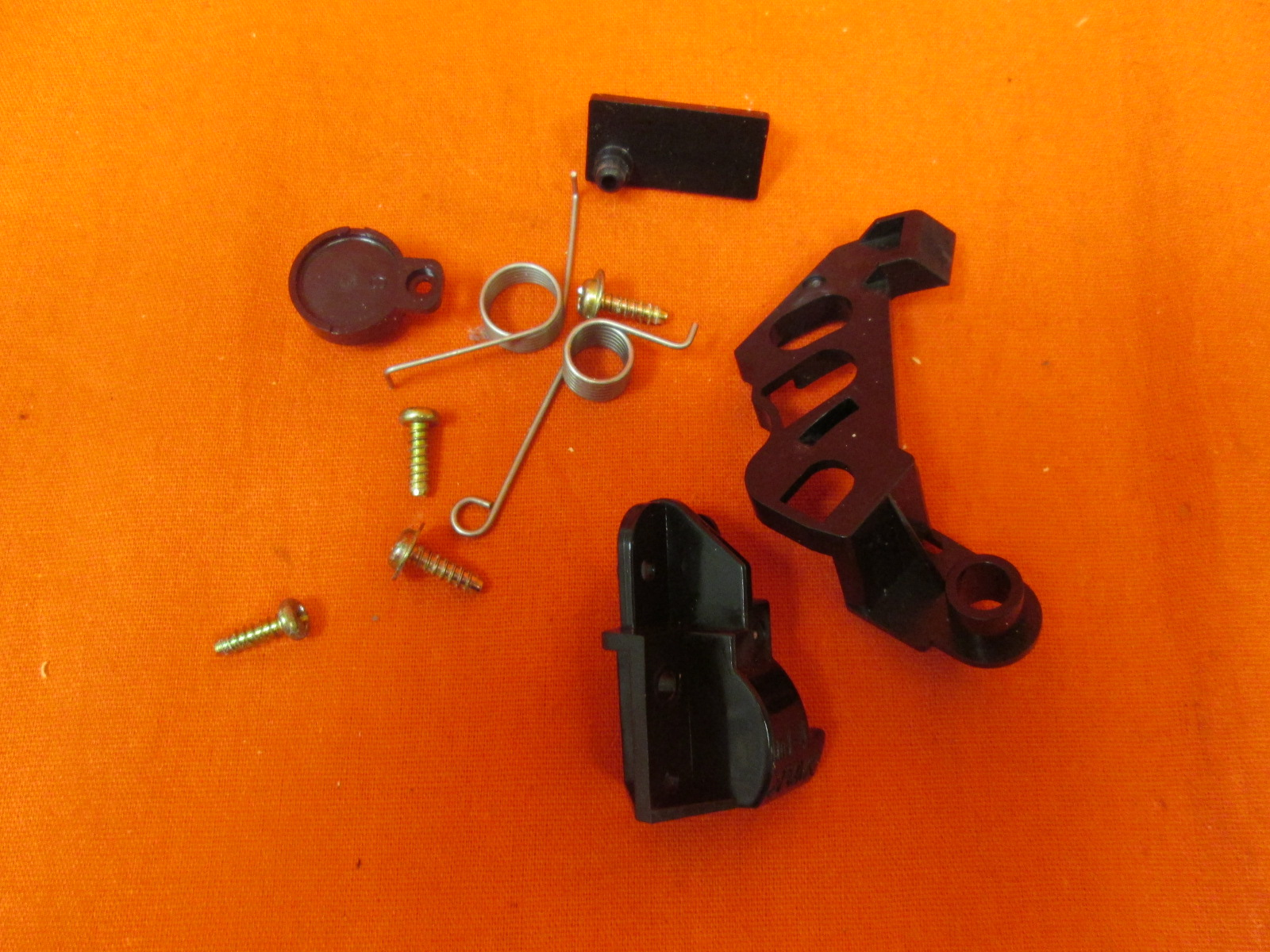Replacement Nintendo OEM Eject Gears Springs Small Parts And Screws