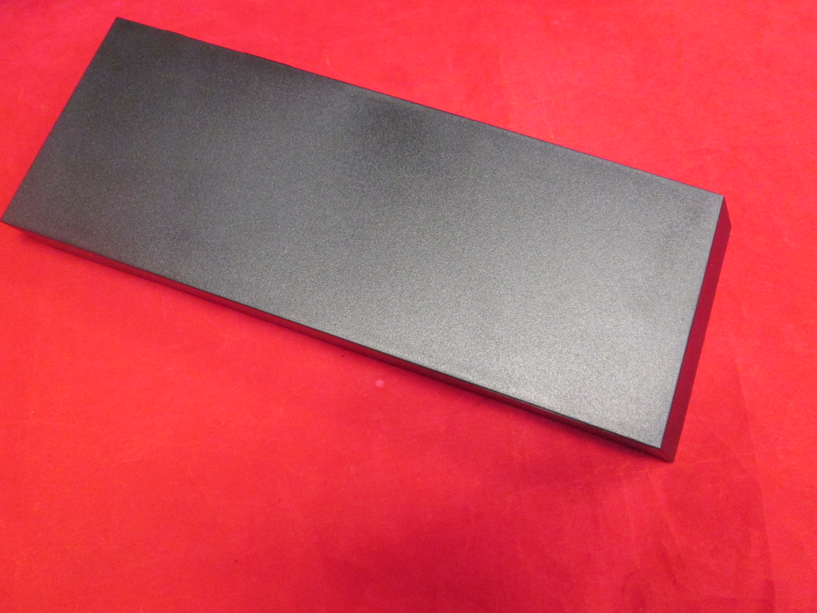 Replacement Solid Matte Black Hdd Bay Hard Drive Cover Shell Case