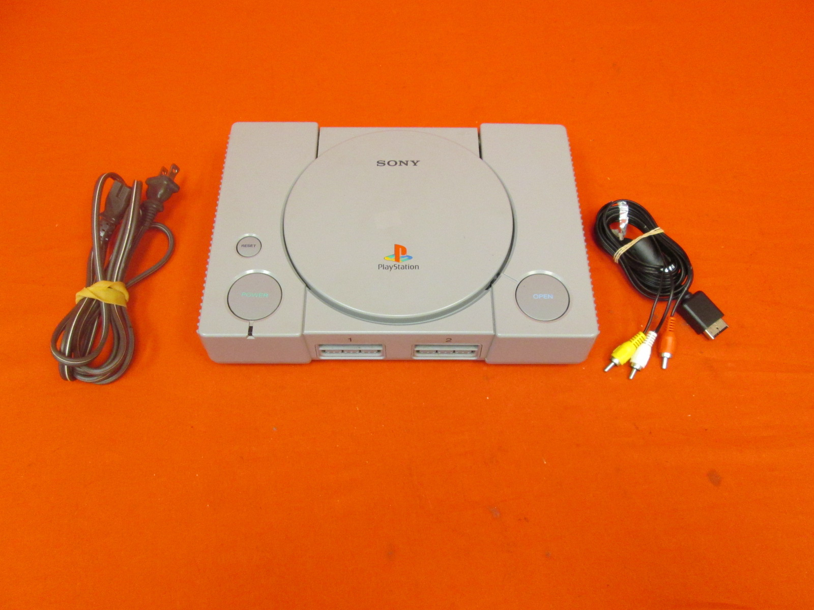 Sony PlayStation 1 InComplete System Console PS1