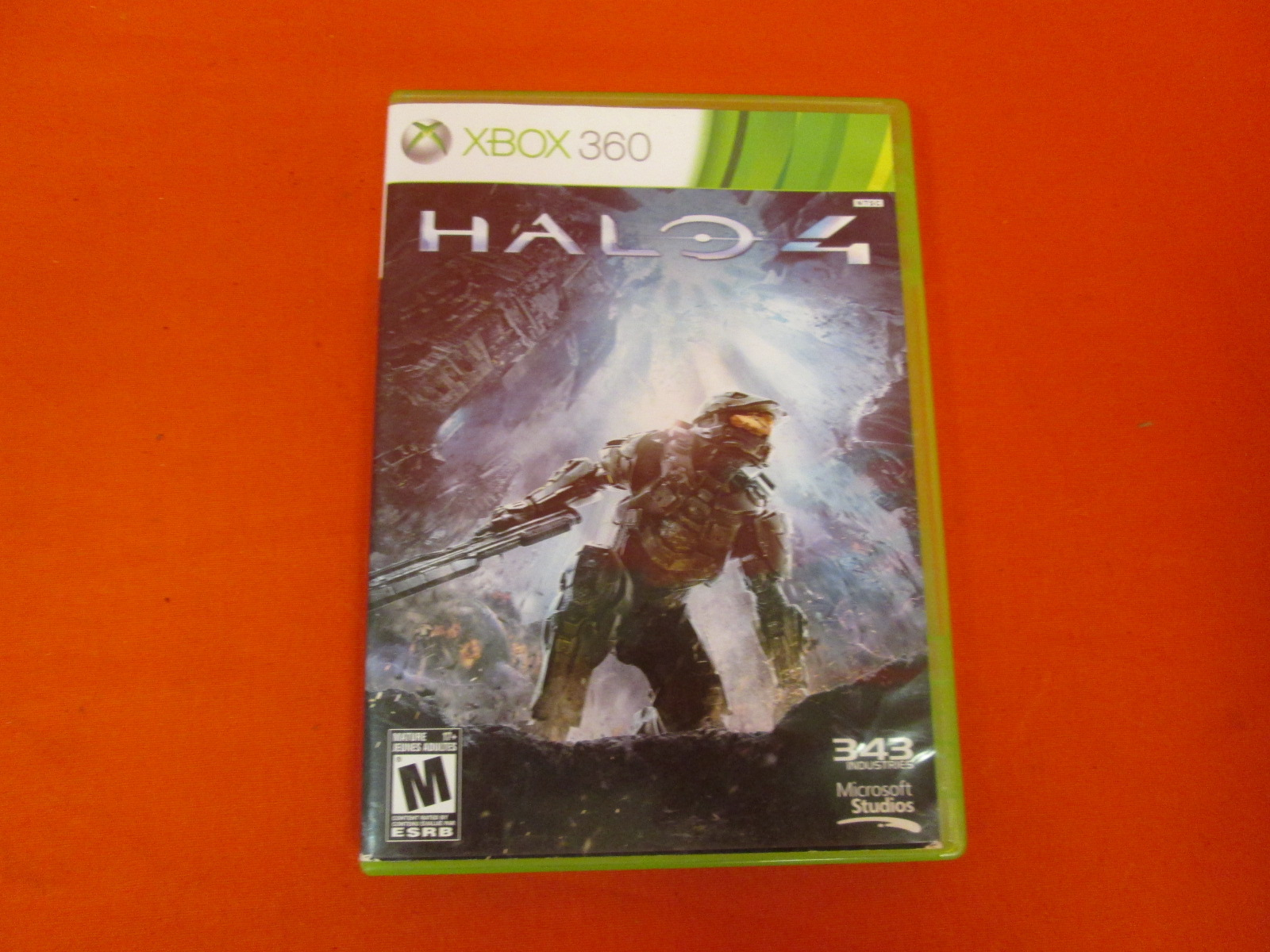 Halo 4 For Xbox 360 French NTSC