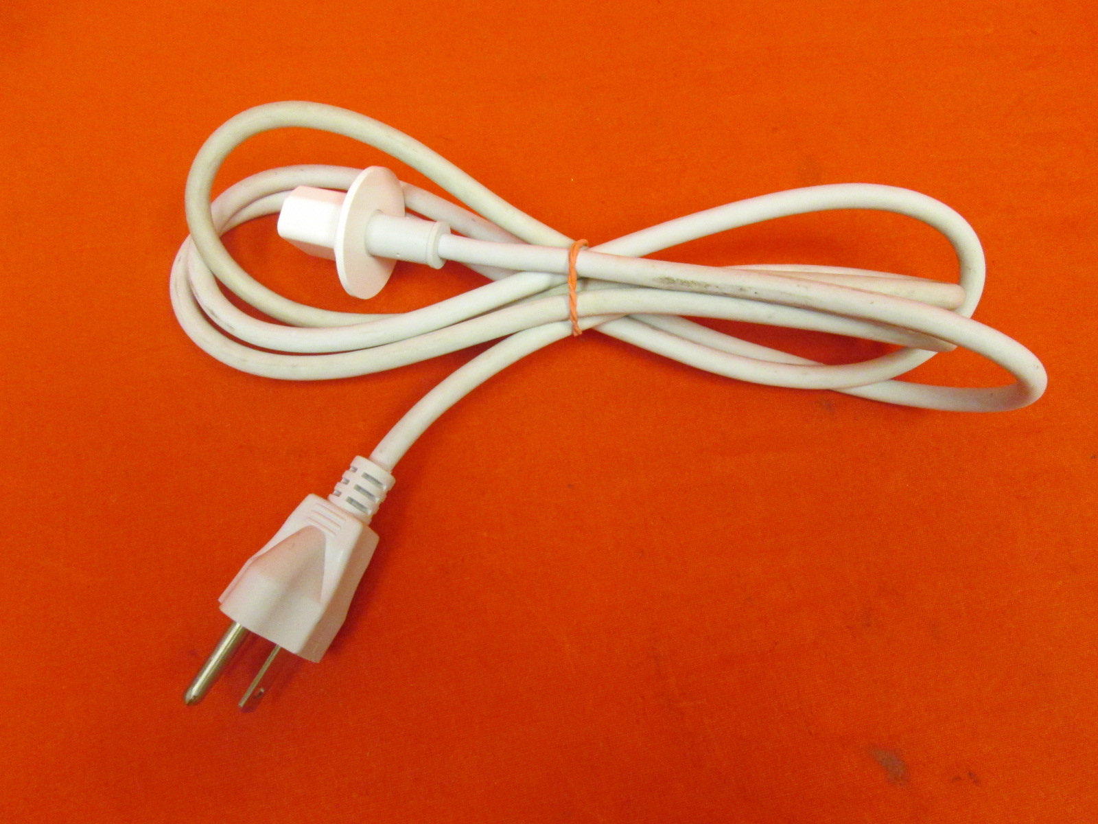 Apple MAC 3 Prong 6 Foot Power Adapter Extension Cable