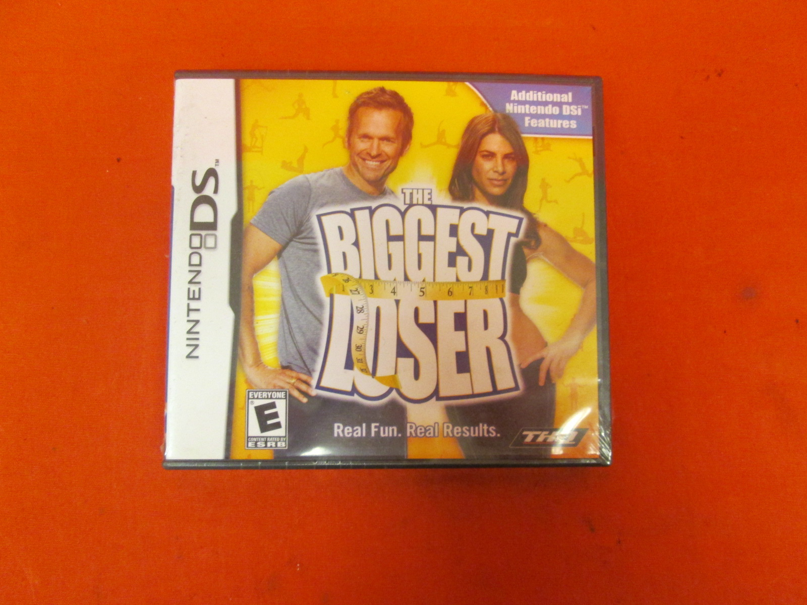 Biggest Loser For Nintendo DS DSi 3DS 2DS